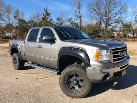2013 GMC Sierra 1500 for sale at The Auto Depot in Raleigh NC