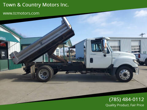 2012 International TerraStar for sale at Town & Country Motors Inc. in Meriden KS
