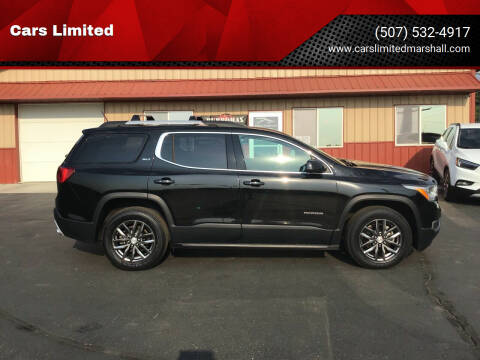 2017 GMC Acadia for sale at Cars Limited in Marshall MN