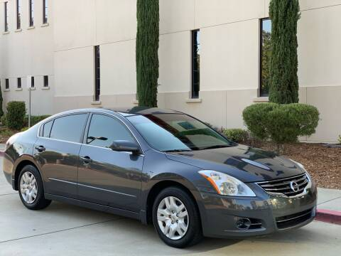 2010 Nissan Altima for sale at Auto King in Roseville CA