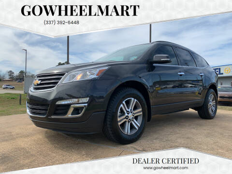 2017 Chevrolet Traverse for sale at GOWHEELMART in Available In LA