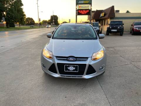 2012 Ford Focus for sale at Mulder Auto Tire and Lube in Orange City IA
