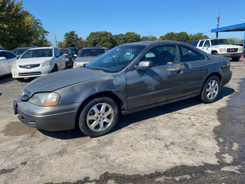 2003 Acura CL for sale at Dave-O Motor Co. in Haltom City TX