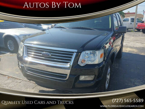 2008 Ford Explorer for sale at Autos by Tom in Largo FL