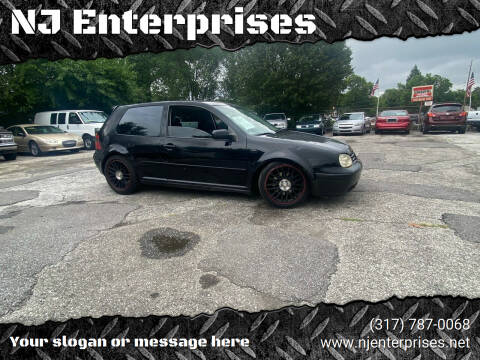 2005 Volkswagen GTI for sale at NJ Enterprises in Indianapolis IN