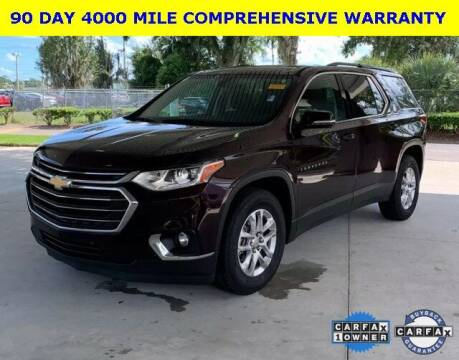 2019 Chevrolet Traverse for sale at PHIL SMITH AUTOMOTIVE GROUP - Tallahassee Ford Lincoln in Tallahassee FL