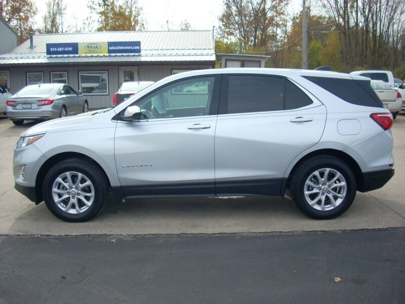 2019 Chevrolet Equinox for sale at H&L MOTORS, LLC in Warsaw IN