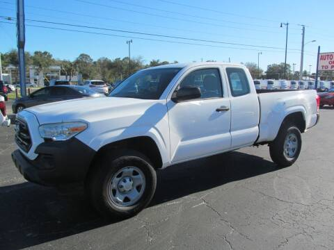 2016 Toyota Tacoma for sale at Blue Book Cars in Sanford FL