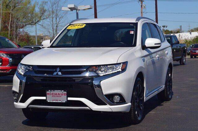 2018 Mitsubishi Outlander PHEV for sale in Danvers, MA