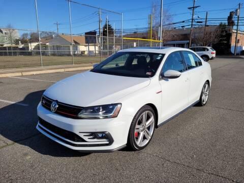 2017 Volkswagen Jetta for sale at Millennium Auto Group in Lodi NJ