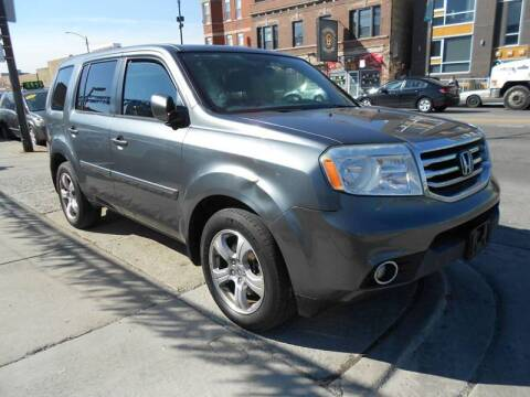 2013 Honda Pilot for sale at Metropolitan Automan, Inc. in Chicago IL