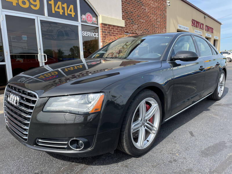 2011 Audi A8 for sale at Professional Auto Sales & Service in Fort Wayne IN