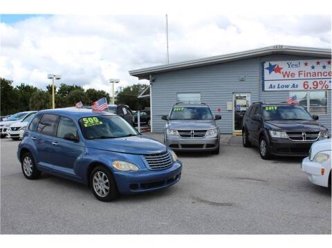 2007 Chrysler PT Cruiser for sale at My Value Car Sales in Venice FL
