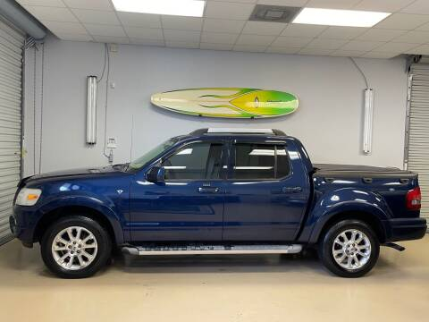 2007 Ford Explorer Sport Trac for sale at Jeep and Truck USA in Tampa FL