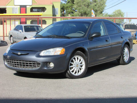 2003 Chrysler Sebring for sale at Best Auto Buy in Las Vegas NV