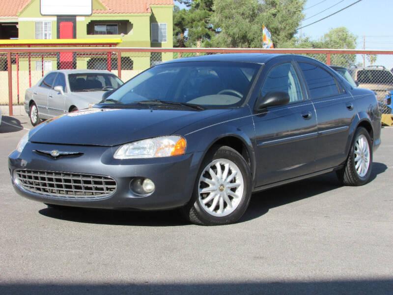 2003 Chrysler Sebring for sale at Best Auto Buy in Las Vegas NV