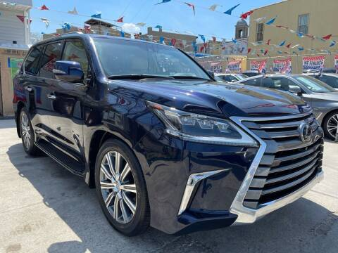 2016 Lexus LX 570 for sale at Elite Automall Inc in Ridgewood NY