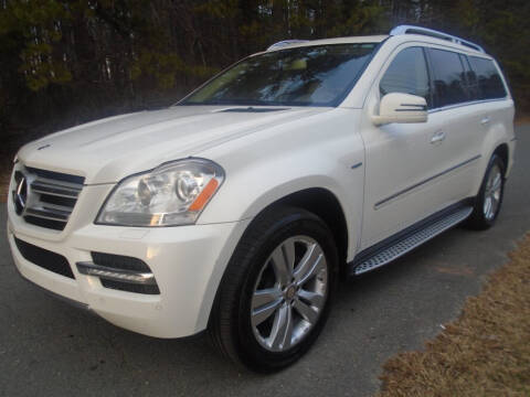 2012 Mercedes-Benz GL-Class for sale at City Imports Inc in Matthews NC