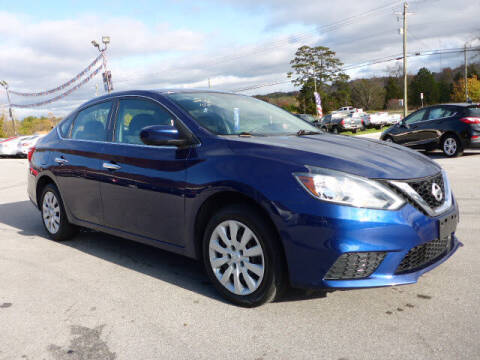 2018 Nissan Sentra for sale at Viles Automotive in Knoxville TN