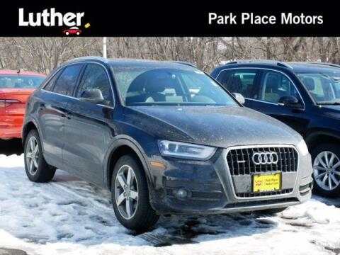 2015 Audi Q3 for sale at Park Place Motor Cars in Rochester MN