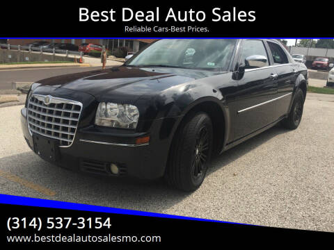 2010 Chrysler 300 for sale at Best Deal Auto Sales in Saint Charles MO