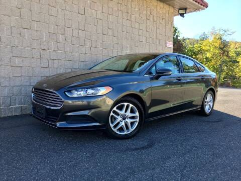 2015 Ford Fusion for sale at J & F Auto Wholesalers in Waterbury CT