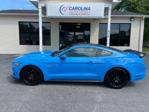 2017 Ford Mustang for sale at Carolina Auto Credit in Youngsville NC