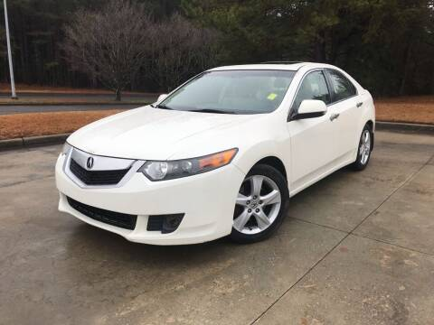 2010 Acura TSX for sale at Global Imports Auto Sales in Buford GA