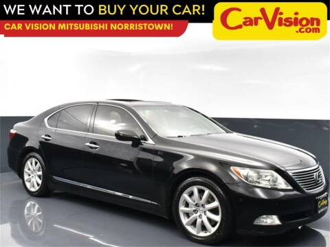 2007 Lexus LS 460 for sale at Car Vision Mitsubishi Norristown in Trooper PA