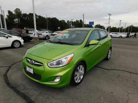 2014 Hyundai Accent for sale at Paniagua Auto Mall in Dalton GA