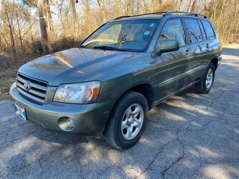 2005 Toyota Highlander for sale at Speed Auto Mall in Greensboro NC