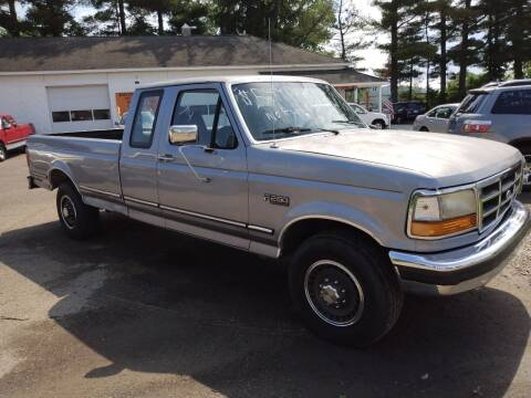 1994 Ford F-250 for sale at Easy Does It Auto Sales in Newark OH