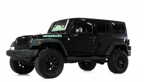 2014 Jeep Wrangler Unlimited for sale at Houston Auto Credit in Houston TX