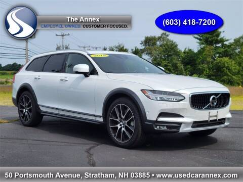 2018 Volvo V90 Cross Country for sale at The Annex in Stratham NH