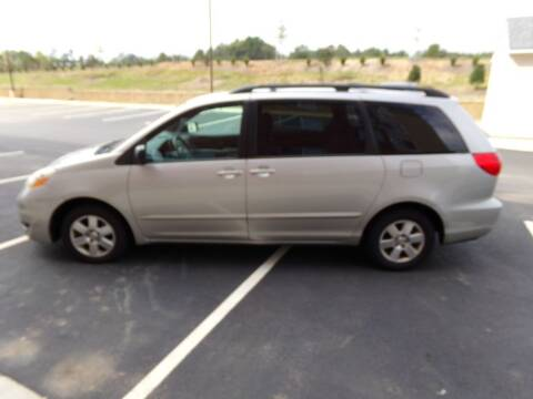 2010 Toyota Sienna for sale at West End Auto Sales LLC in Richmond VA