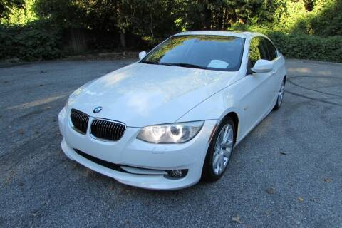 2012 BMW 3 Series for sale at AUTO FOCUS in Greensboro NC