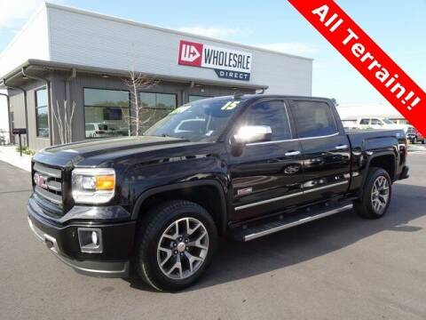 2015 GMC Sierra 1500 for sale at Wholesale Direct in Wilmington NC