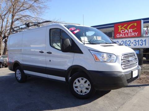 2016 Ford Transit Cargo for sale at KC Car Gallery in Kansas City KS