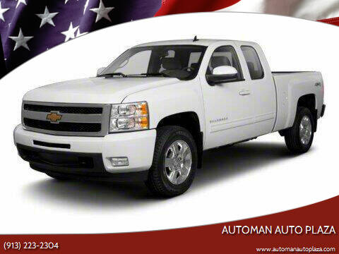2012 Chevrolet Silverado 1500 for sale at Automan Auto Plaza in Kansas City MO