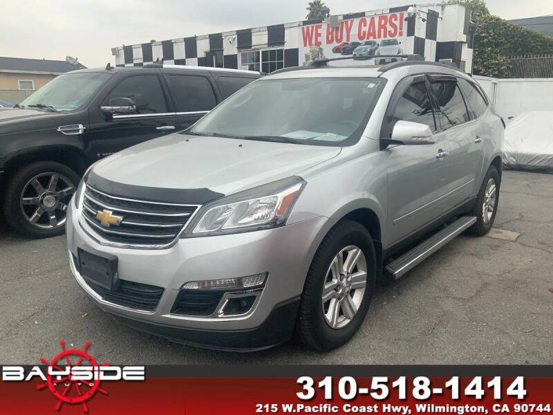 2014 Chevrolet Traverse for sale at BaySide Auto in Wilmington CA