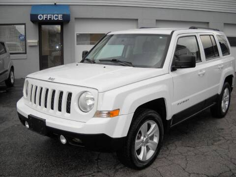 2012 Jeep Patriot for sale at Best Wheels Imports in Johnston RI