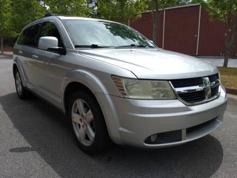 2009 Dodge Journey for sale at Georgia Fine Motors Inc. in Buford GA