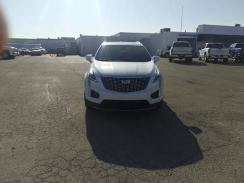 2021 Cadillac XT5 for sale at Vance Fleet Services in Guthrie OK