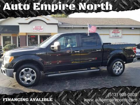 2011 Ford F-150 for sale at Auto Empire North in Cincinnati OH