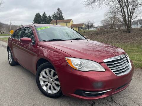 2013 Chrysler 200 for sale at Trocci's Auto Sales in West Pittsburg PA