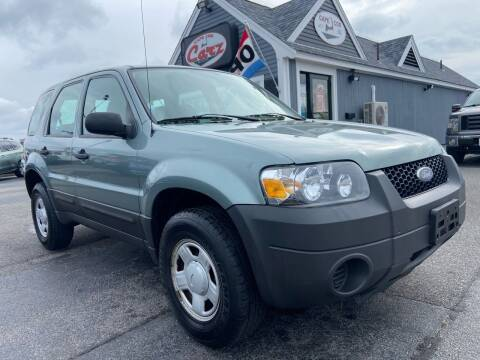 2007 Ford Escape for sale at Cape Cod Carz in Hyannis MA