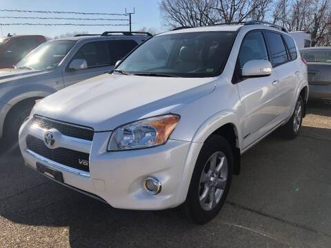 2011 Toyota RAV4 for sale at Greg's Auto Sales in Poplar Bluff MO
