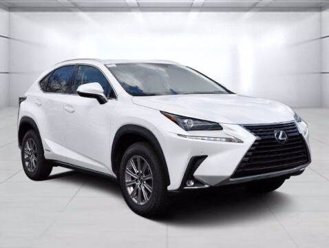 2021 Lexus NX 300h for sale at BOB ROHRMAN FORT WAYNE TOYOTA in Fort Wayne IN
