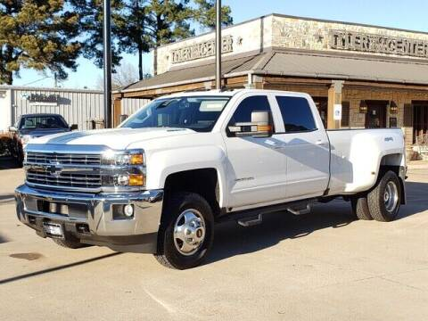 2016 Chevrolet Silverado 3500HD for sale at Tyler Car  & Truck Center in Tyler TX