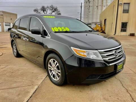 2011 Honda Odyssey for sale at Island Auto Express in Grand Island NE